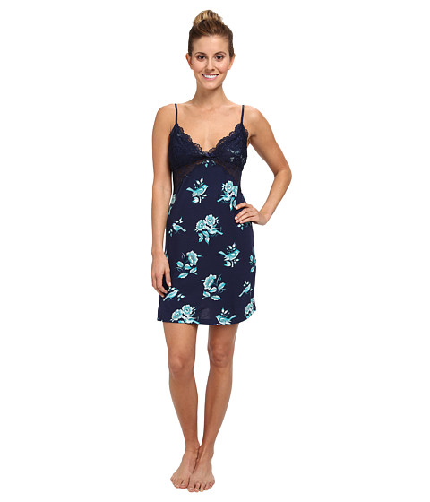 P.J. Salvage - Love Birds Chemise (Navy) Women