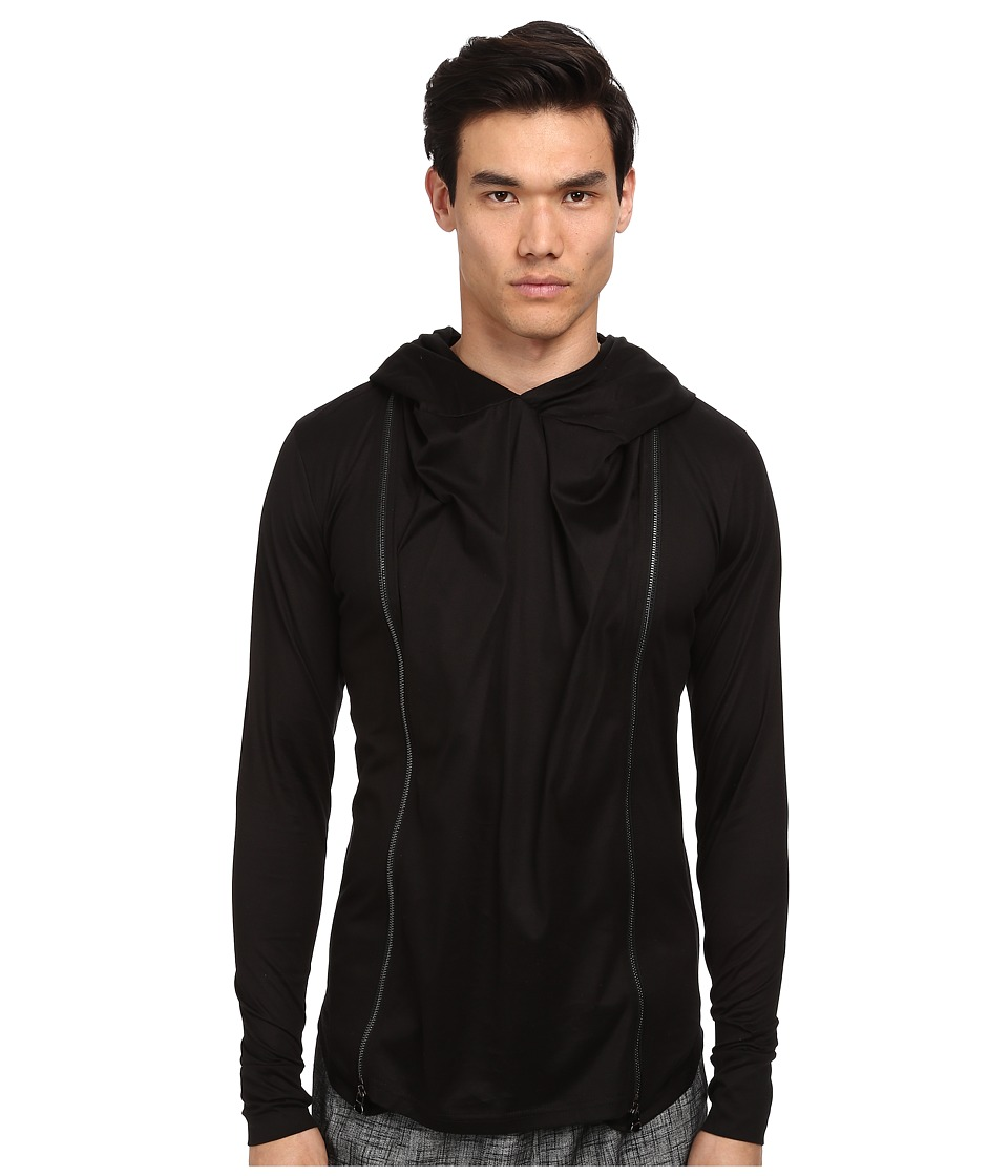 PRIVATE STOCK - The Brierly Sweater (Black) Men's Sweater