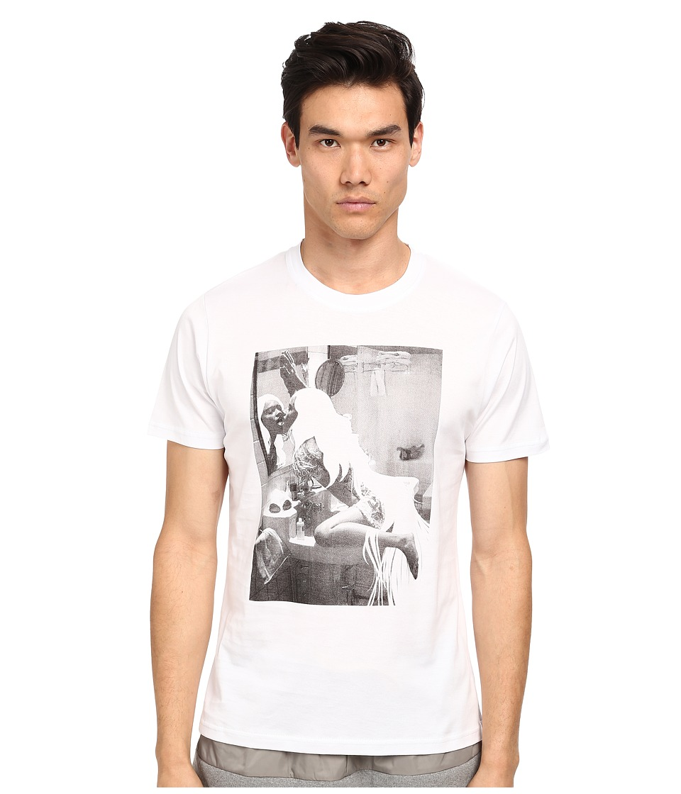 PRIVATE STOCK - The Balfour Tee (White) Men