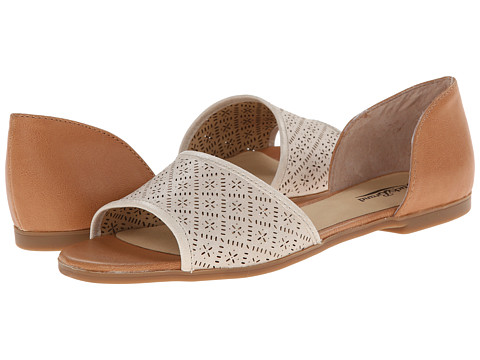 Lucky Brand - Cantara (Nigori/Beech) Women's Flat Shoes