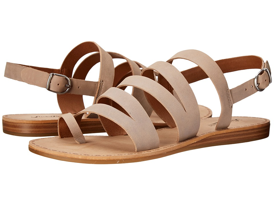 Lucky Brand - Fairfaxx (Grout) Women's Sandals
