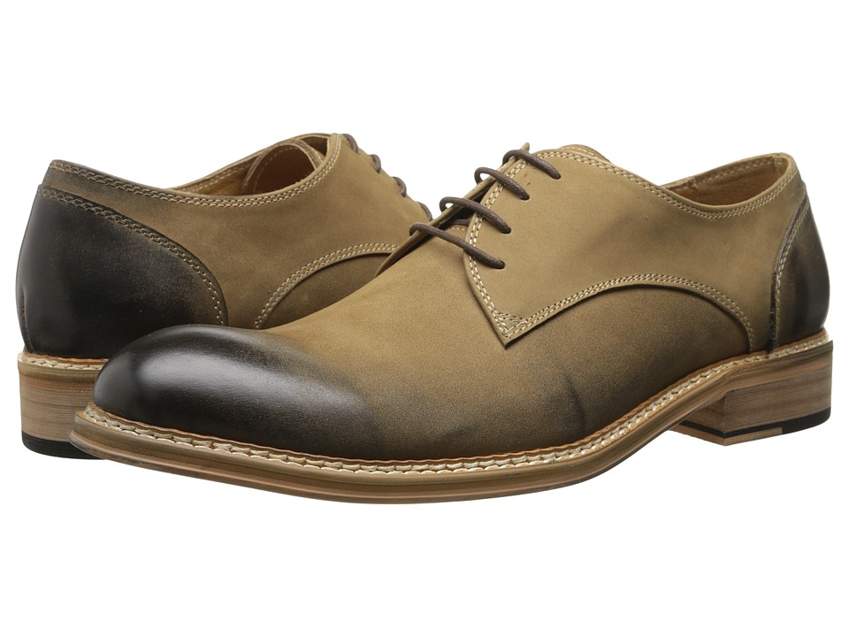 PRIVATE STOCK - The Horsham Shoe (Camel) Men's Lace up casual Shoes