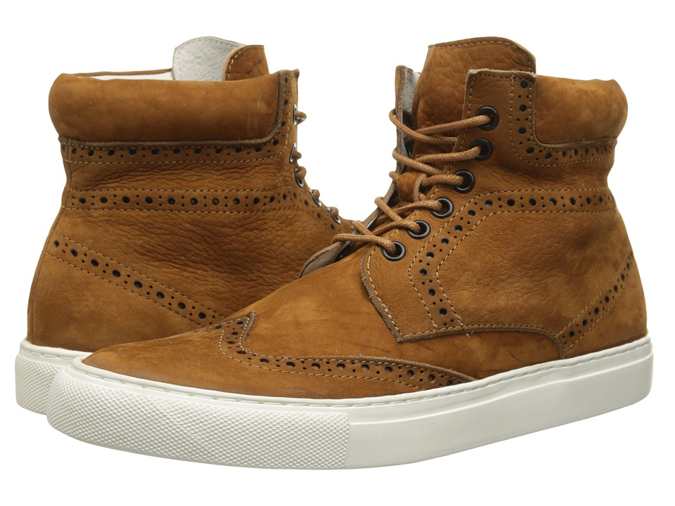 PRIVATE STOCK - The Eyrie Sneaker (Brown) Men's Shoes