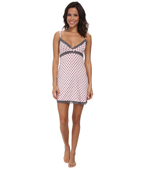 P.J. Salvage - Sweet Hearts Chemise (Pink) Women