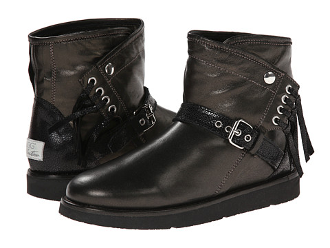 UGG Collection - Karisa Stingray (Black) Women's Shoes