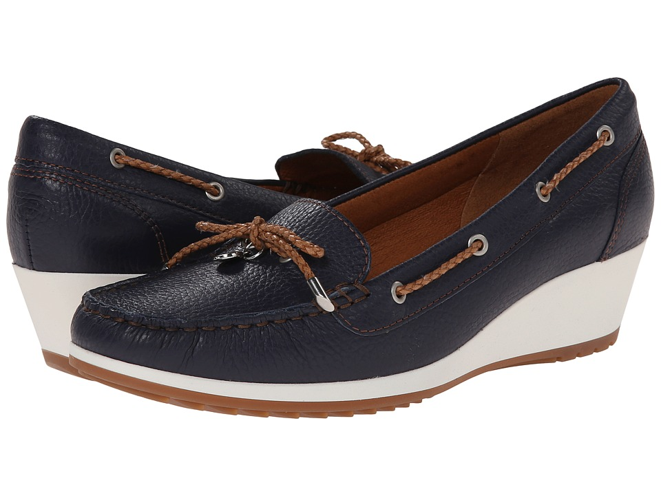 ara Naveen (Navy Calf) Women