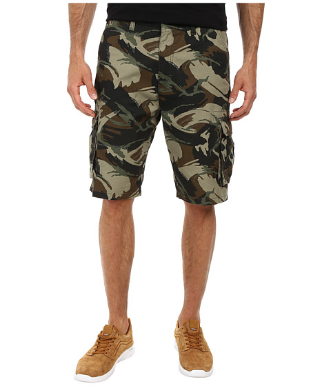 O'Neill - Cohen Shorts (Army Green) Men's Shorts