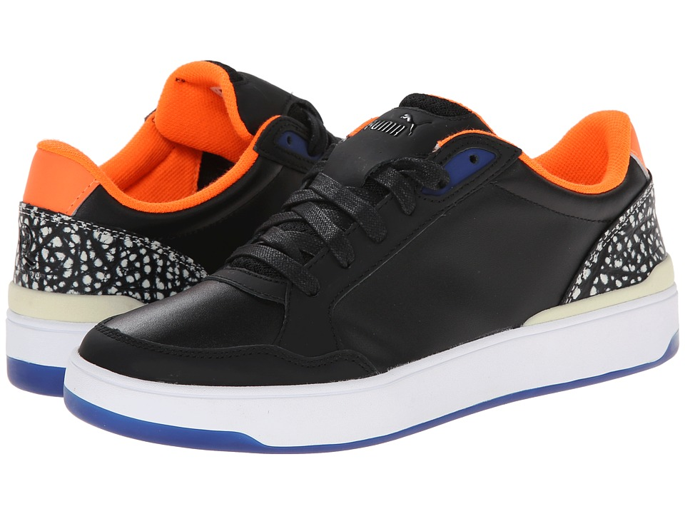 PUMA Sport Fashion - MCQ Brace Femme Lo (Black) Women's Lace up casual Shoes