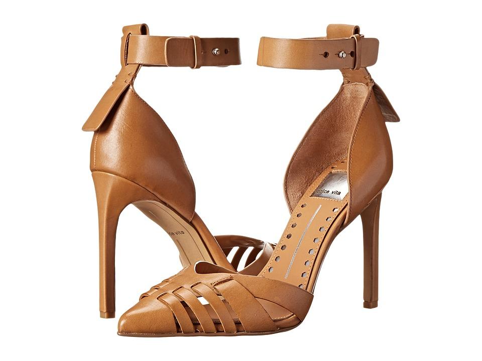 Dolce Vita - Kaiza (Caramel) High Heels