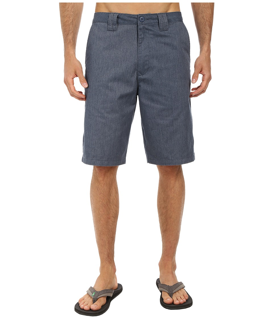 O'Neill - Contact Walkshort (Blue Heather) Men's Shorts