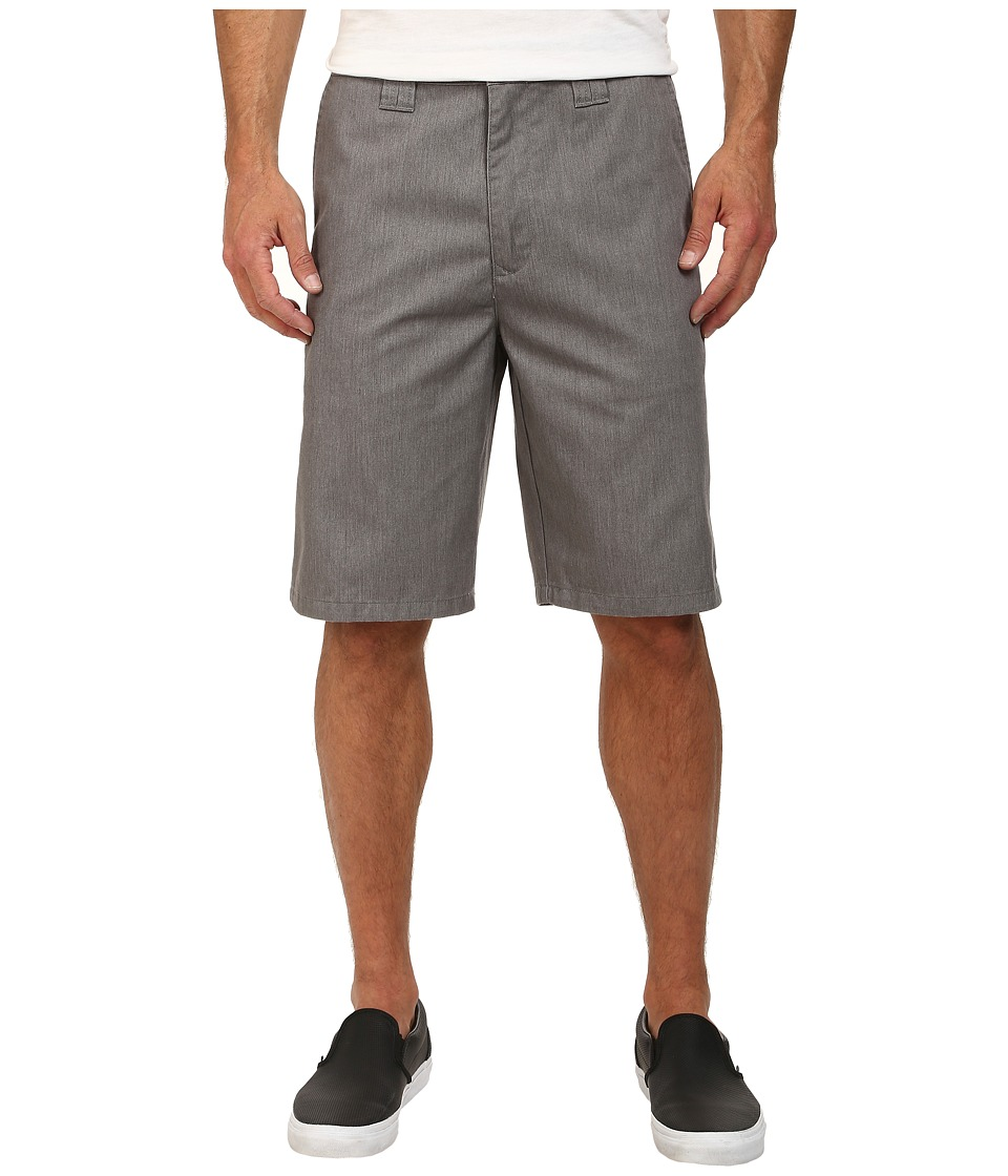 O'Neill - Contact Walkshort (Heather Grey) Men's Shorts