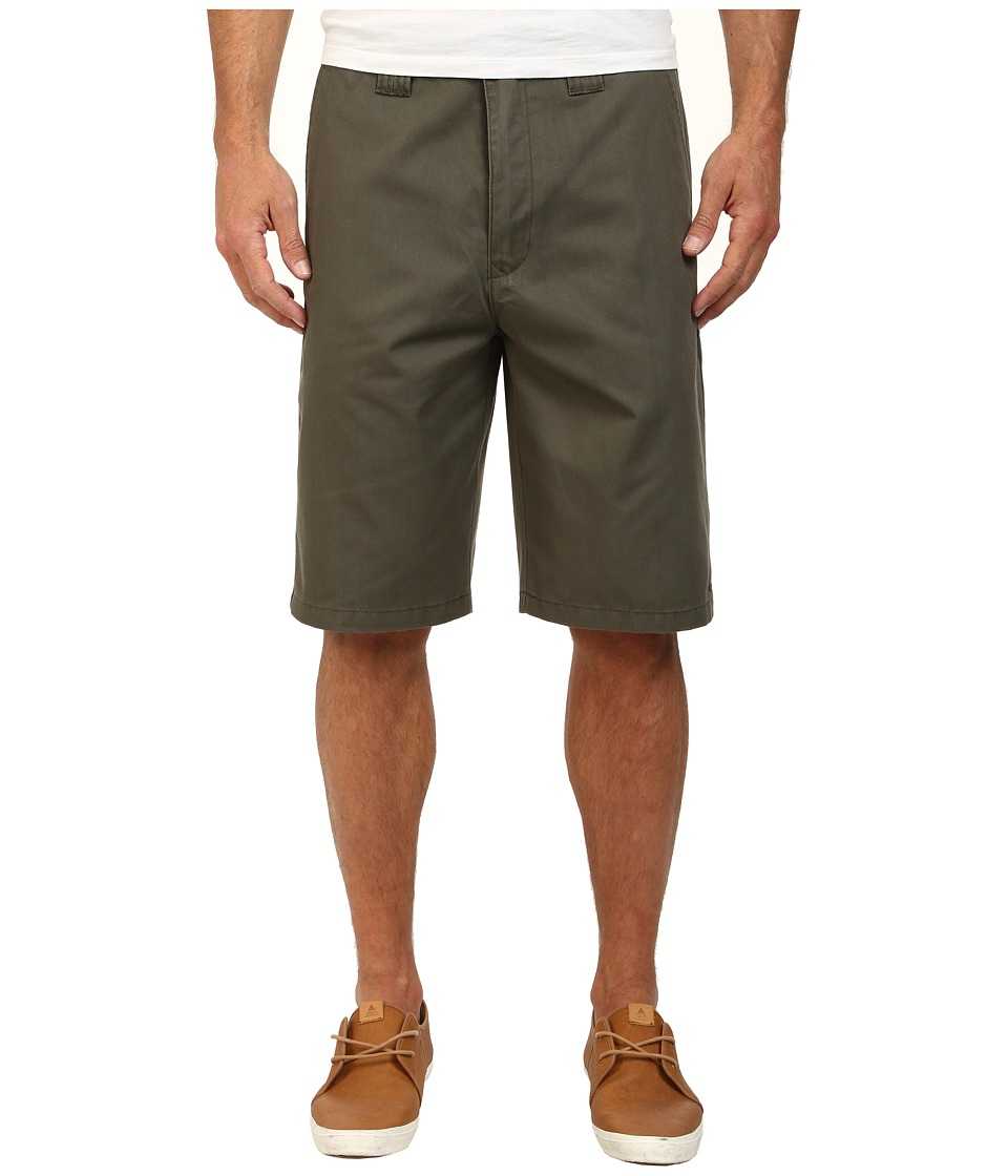 O'Neill - Contact Walkshort (Military Green) Men's Shorts