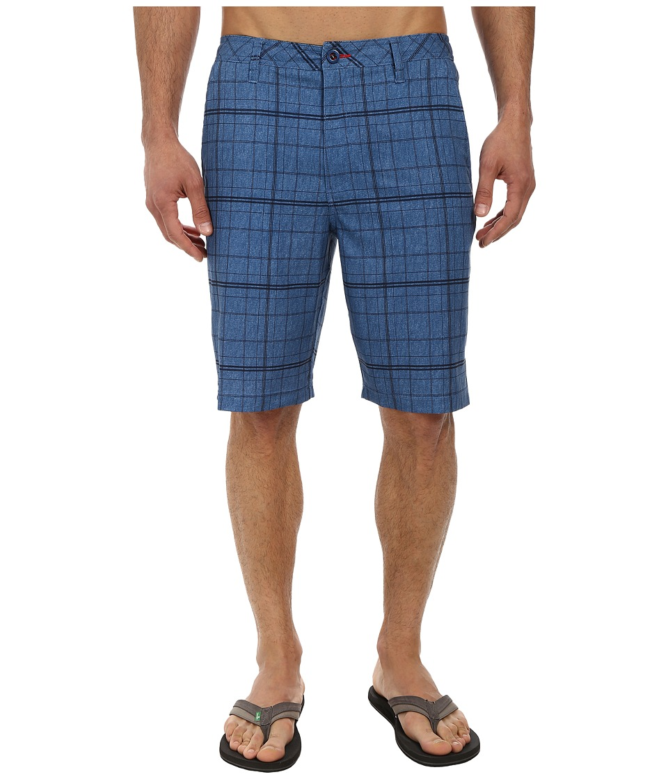 O'Neill - Hybrid Freak Boardshorts (Deep Blue) Men's Shorts