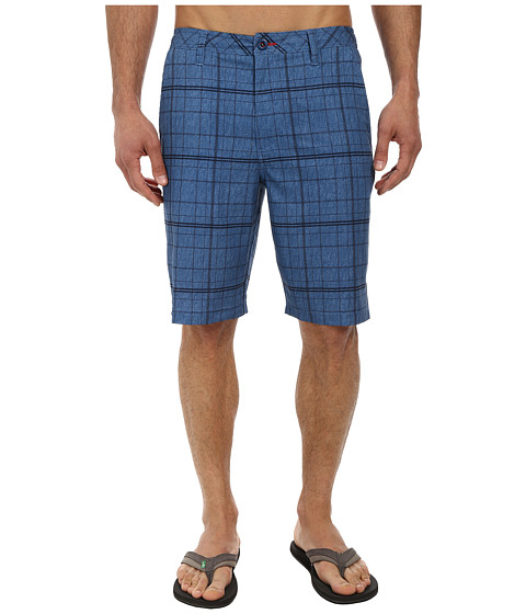 O'Neill - Hybrid Freak Boardshorts (Deep Blue) Men's Shorts