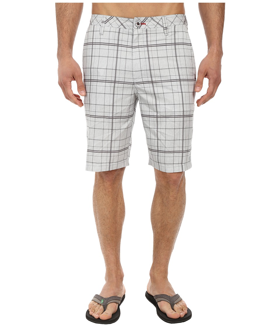 O'Neill - Hybrid Freak Boardshorts (Grey) Men's Shorts