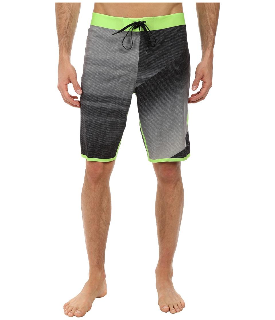 O'Neill - Hydrofreak Boardshorts (Green) Men's Swimwear