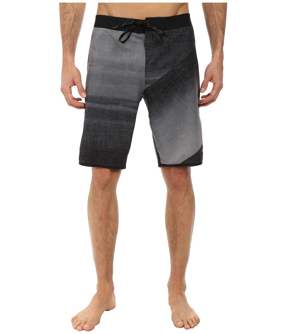 O'Neill - Hydrofreak Boardshorts (Black) Men's Swimwear