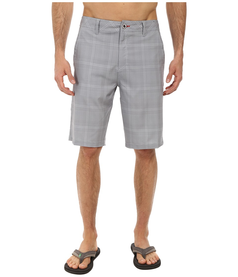 O'Neill - Insider Hybrid Boardshorts (Grey) Men's Swimwear