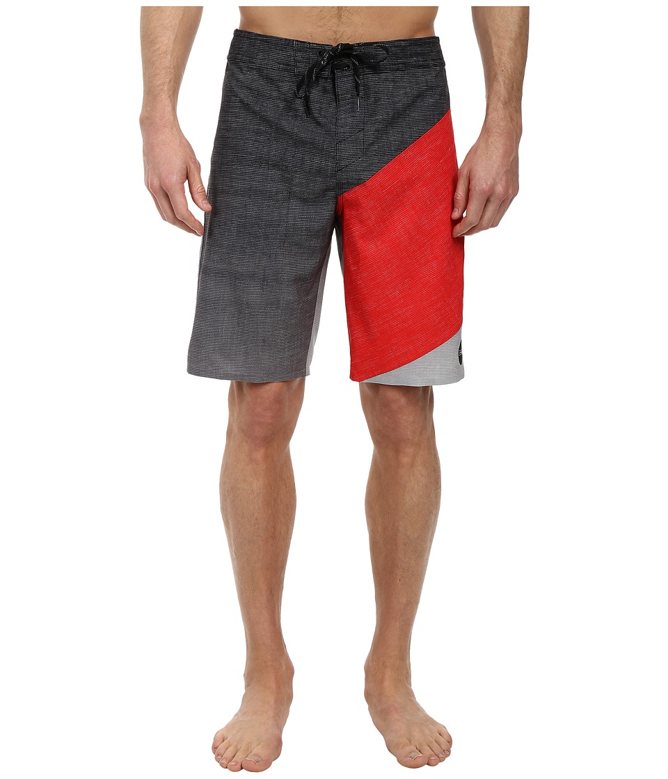 O'Neill - Hyperfreak Boardshorts (Red) Men's Swimwear