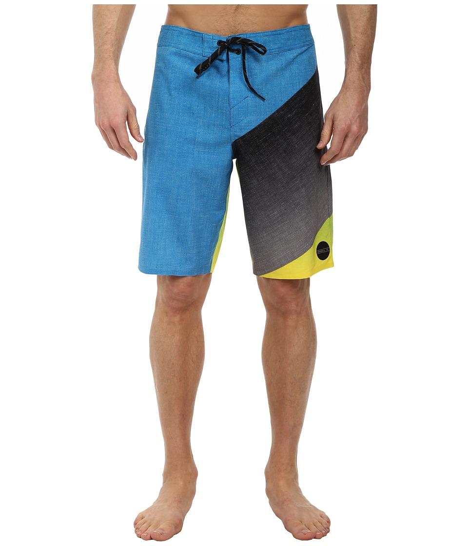 O'Neill - Hyperfreak Boardshorts (Royal) Men's Swimwear