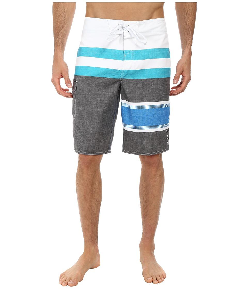 O'Neill - Lennox Boardshorts (Charcoal) Men's Swimwear