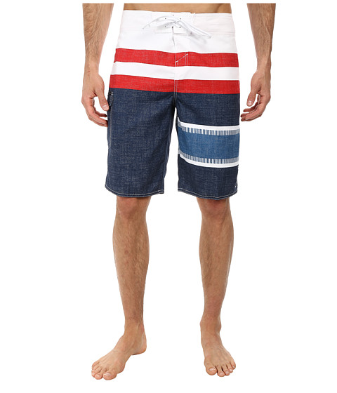 O'Neill - Lennox Boardshorts (Dark Navy) Men's Swimwear
