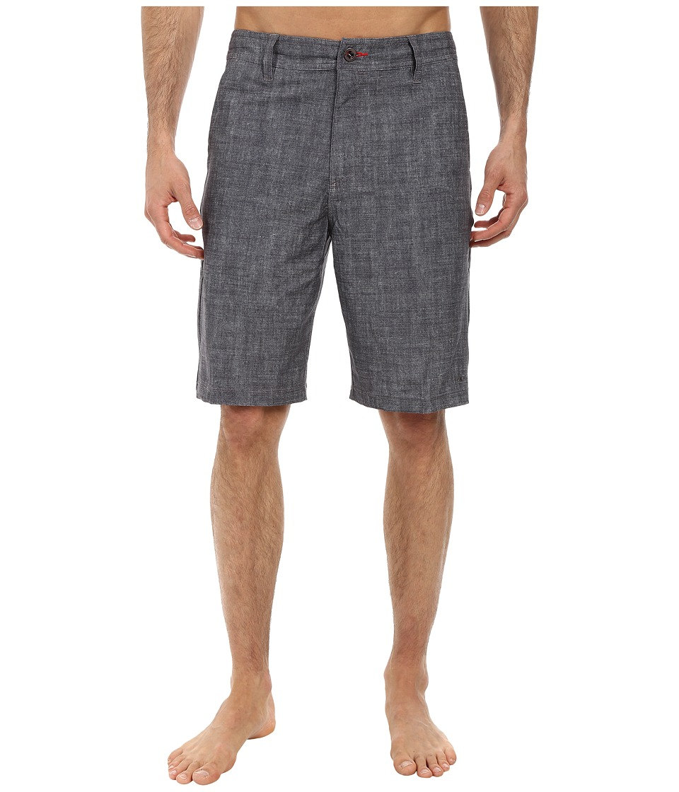 O'Neill - Loaded Hybrid Short (Charcoal) Men's Shorts