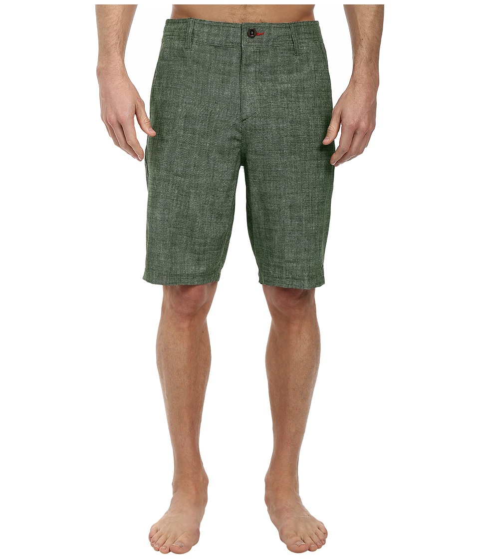 O'Neill - Loaded Hybrid Short (Military Green) Men's Shorts
