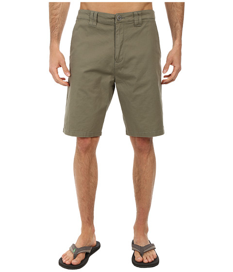 O'Neill - Contact Stretch Walkshort (Army 2) Men's Shorts