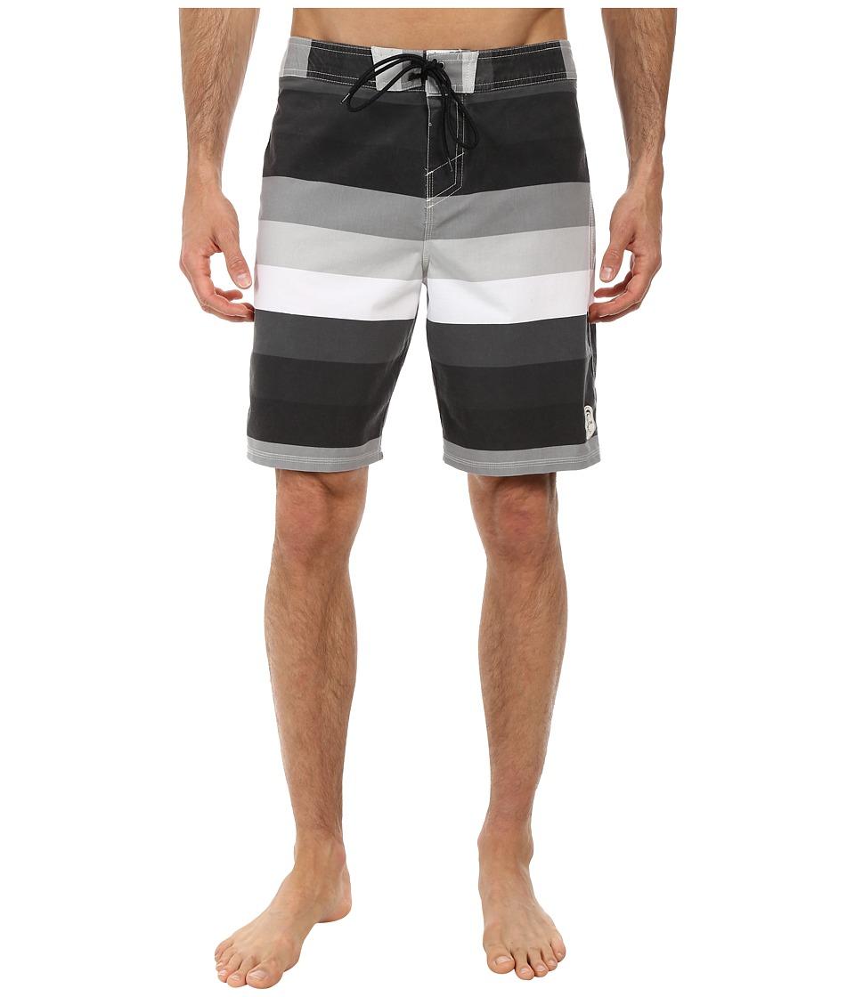 O'Neill - Monday Boardshorts (Charcoal) Men's Swimwear
