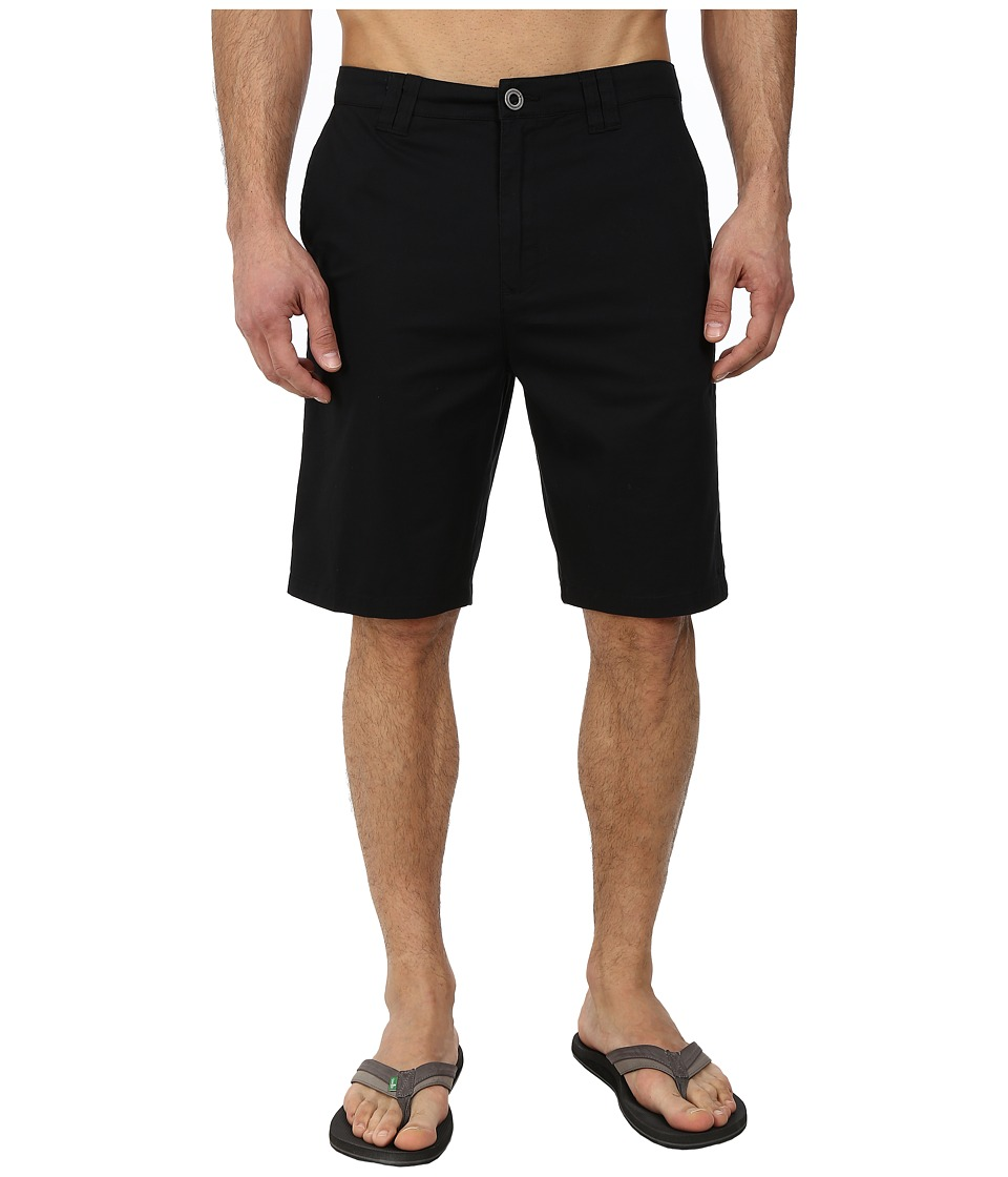 O'Neill - Contact Stretch Walkshort (Black) Men's Shorts