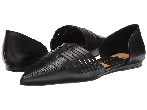 Dolce Vita - Adrena (Black) Women's Flat Shoes