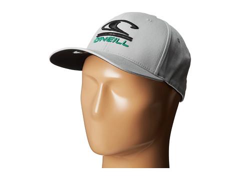 O'Neill - Limpio Y Malo Baseball Caps (Grey) Baseball Caps