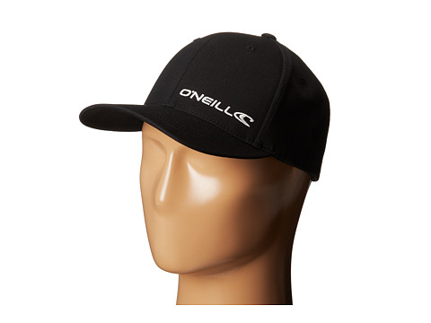 O'Neill - Lodown Baseball Caps (Black) Baseball Caps