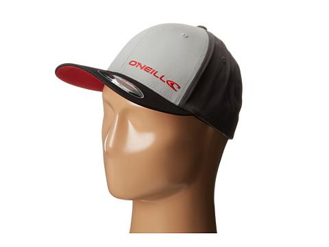 O'Neill - Lodown Baseball Caps (Charcoal) Baseball Caps
