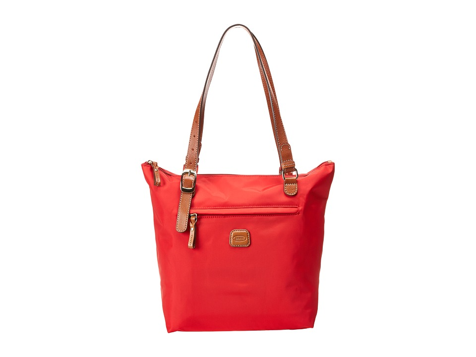 Bric's Milano - X-Bag Sportina Small Shopper (Red) Tote Handbags