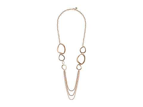The Sak - Get Conected Linked Chain Necklace (Gold) Necklace