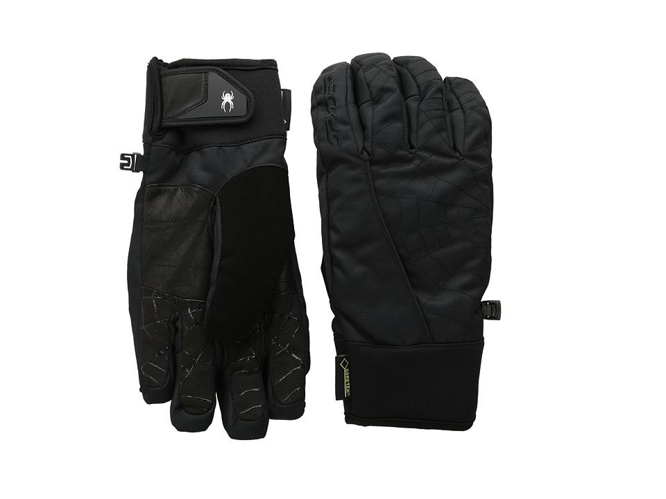 Spyder - Underweb Ski Glove (Black/Black) Ski Gloves