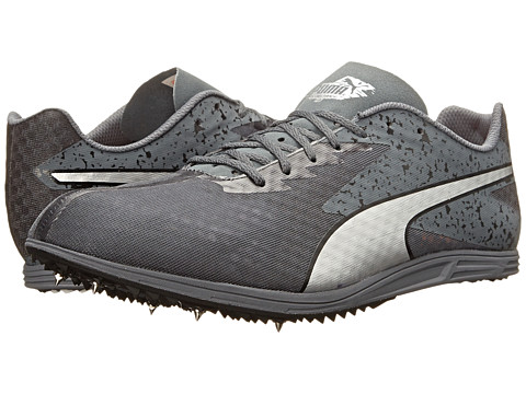PUMA - TFX Distance v5 (Turbulence/Black/Puma Silver) Men