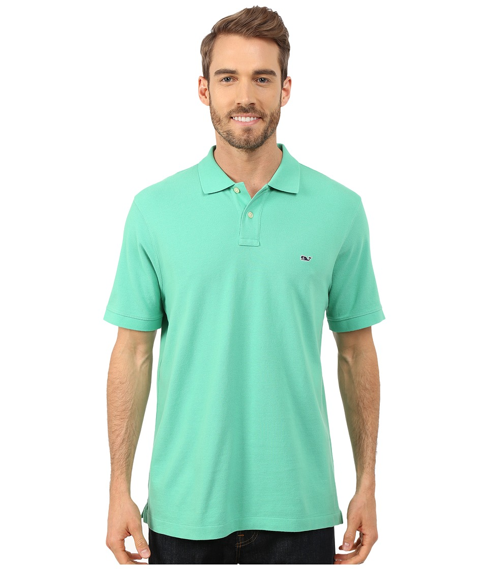 Vineyard Vines - Classic Piqu Polo (Margarita) Men's Short Sleeve Knit
