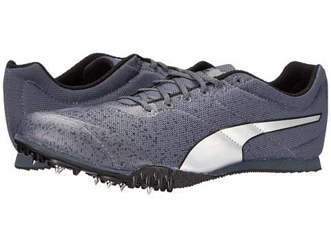 PUMA - Track Field Spike Star V3 (Turbulence/Puma Silver/Black) Men's Shoes