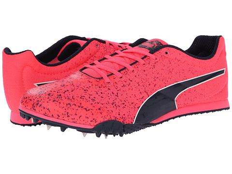 PUMA - Track Field Spike Star V3 (Fluo Pink/Black) Men's Shoes