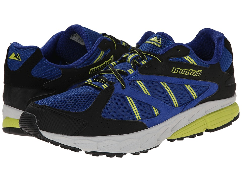 Montrail - Ferocity (Grill/Chartreuse) Men's Shoes