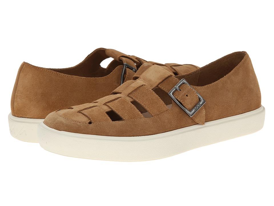 Naya - Juniper (Tan Suede) Women's Slip on Shoes