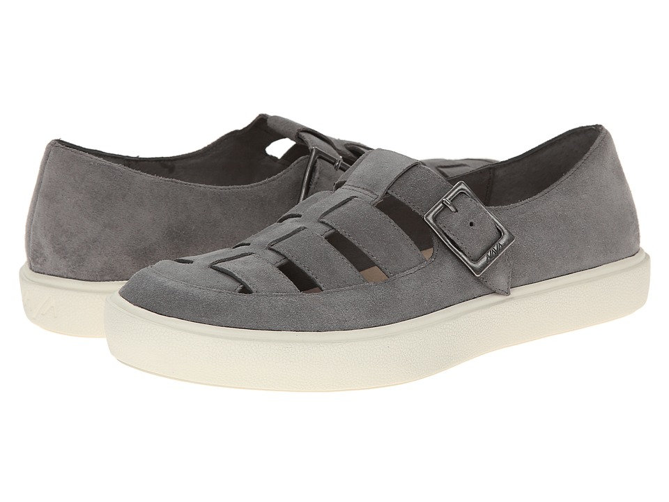 Naya - Juniper (Grey Suede) Women's Slip on Shoes