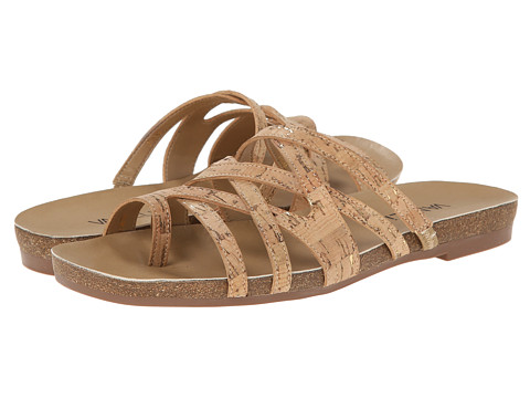 Vaneli - Berrie (Natural/Gold Leol Cork) Women's Sandals