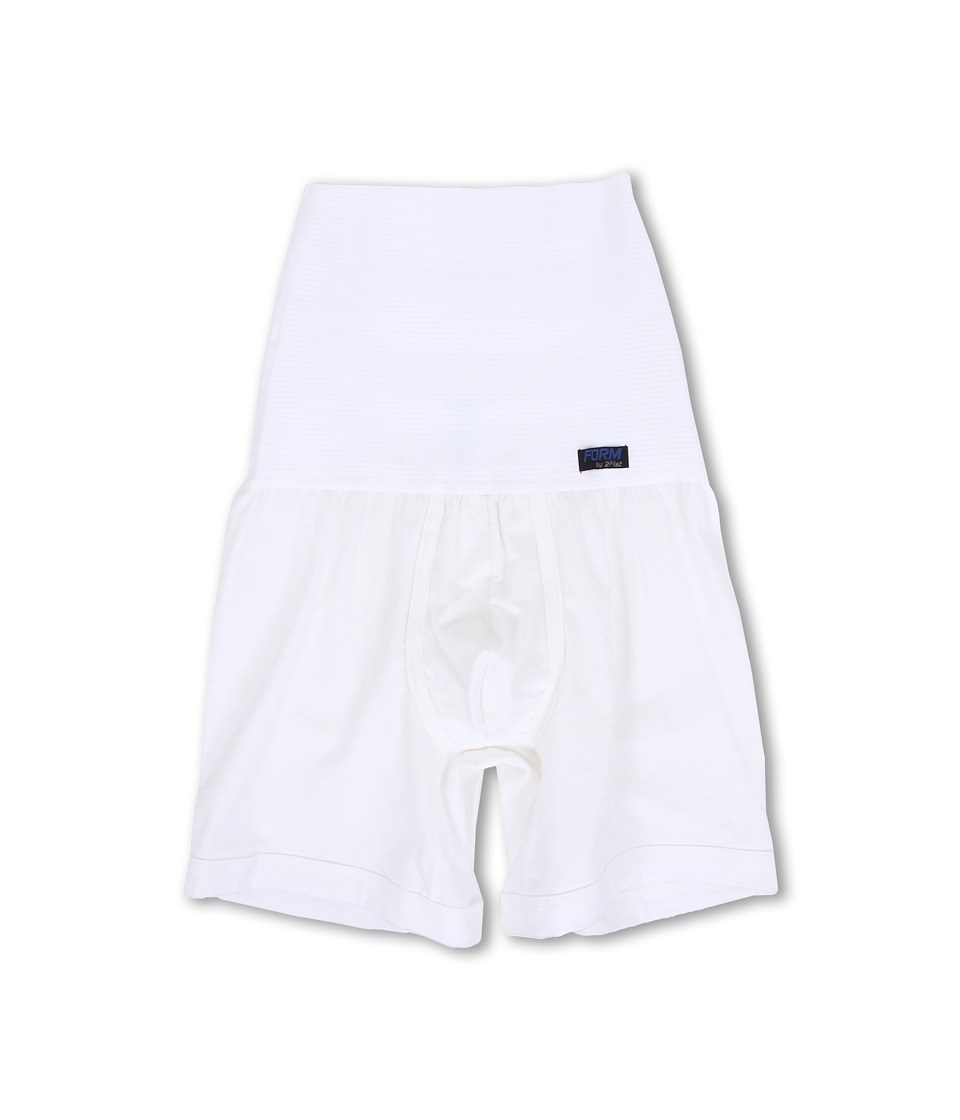2(X)IST - Form Boxer Brief (White) Men's Underwear