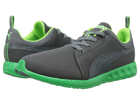 PUMA - Carson Runner (Turbulence/Fluo Green) Men