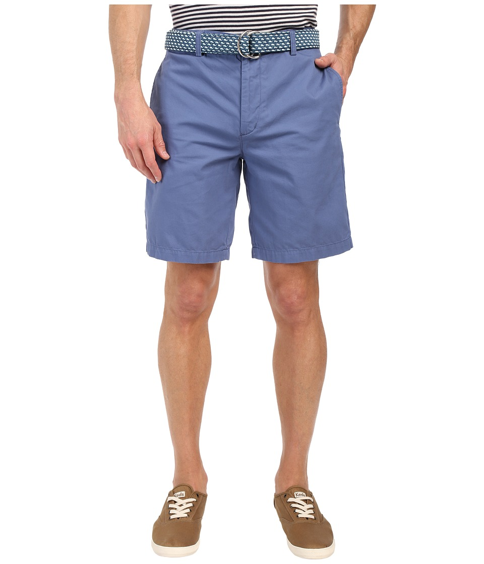 Vineyard Vines - 9 Classic Summer Club Shorts (Flag Blue) Men's Shorts