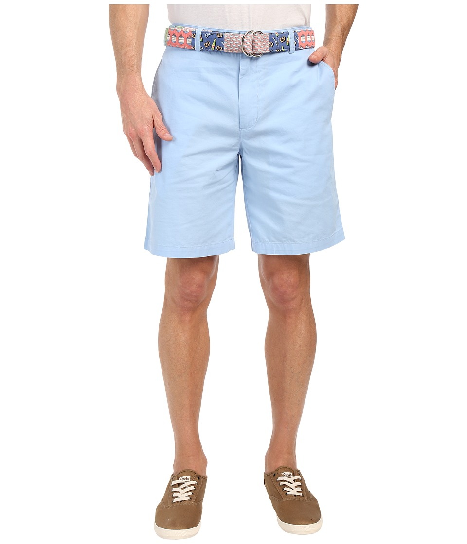Vineyard Vines - 9 Classic Summer Club Shorts (Jake Blue) Men's Shorts